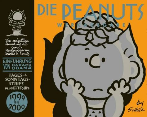 Die Peanuts Werkausgabe