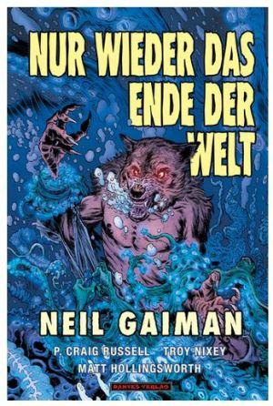 Neil Gaiman Bibliothek