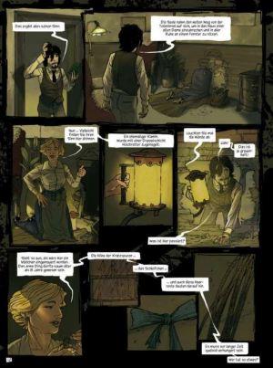 Steam Noir: Das Kupferherz