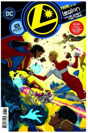 Legion of Super-Heroes 2