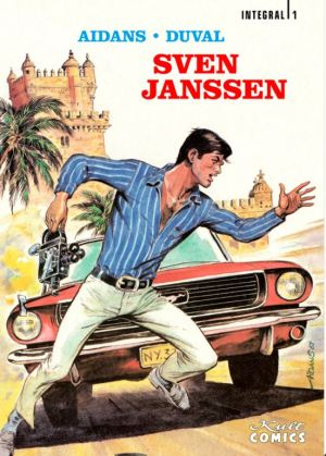 Sven Janssen – Integral 1