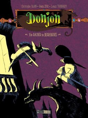 Donjon - Band 98: Ein Rächer in Bedrängnis