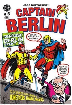 Captain Berlin - Supersammelband 2