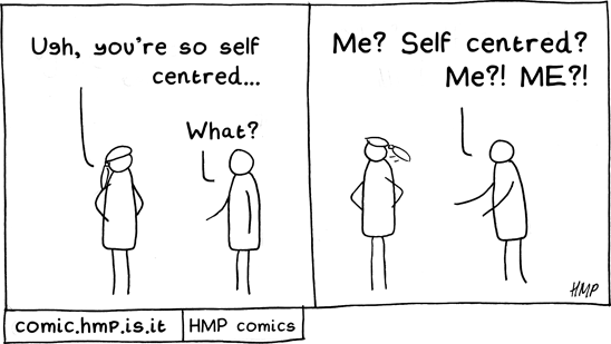 Self Centred