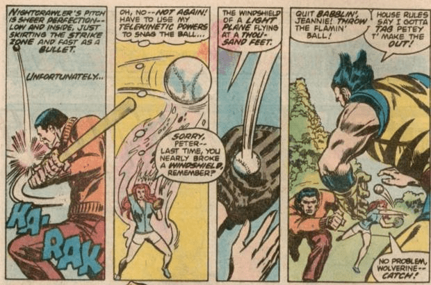 Chris Claremont's X-Men #110