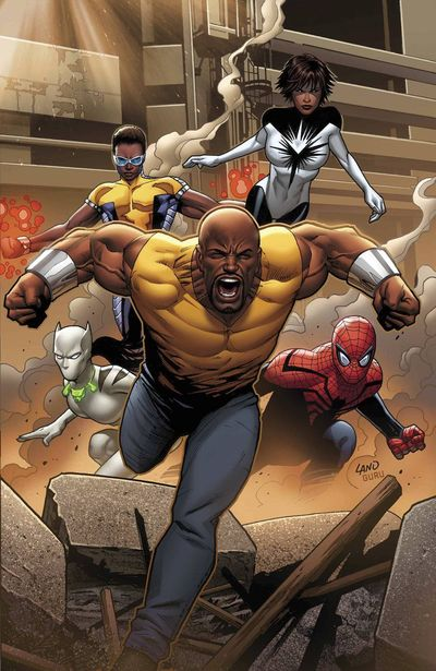 Mighty Avengers 1