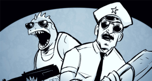 Axe Cop and the Joy That Is Being Young