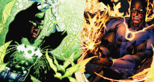 To Which Lantern Corps Would Bruce Wayne Belong?