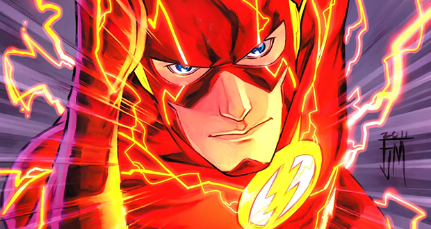 The New 52: The Flash #1