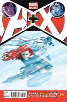 a+x number 10 black widow fantomex