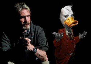 McAfee & Duck 2016