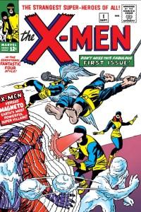 Uncanny X-Men 1