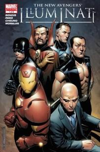 New Avengers Illuminati 1