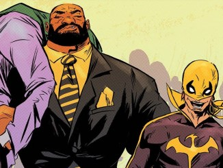Luke Cage and Iron Fist Friends