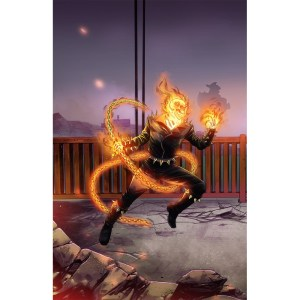 Ghost Rider The Bridge