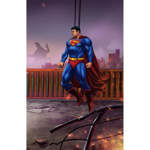 Superman The Bridge