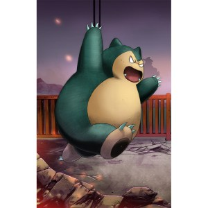 Snorlax The Bridge
