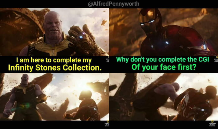 The 51 Best Thanos Memes