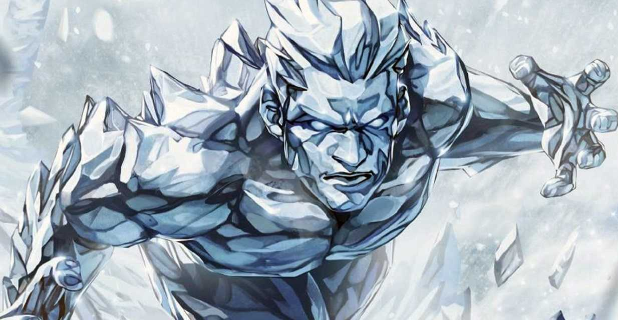 Iceman Unleashes His Wrath In The Latest Issue