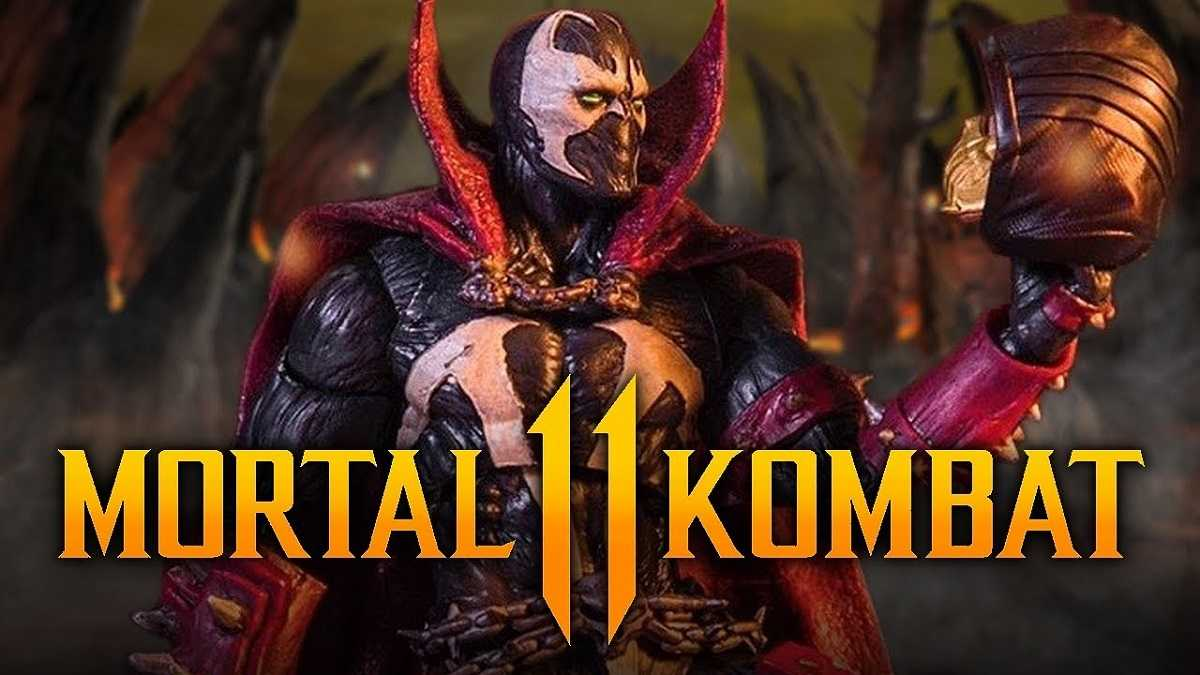 New Images Of Spawn From Mortal Kombat 11 Released