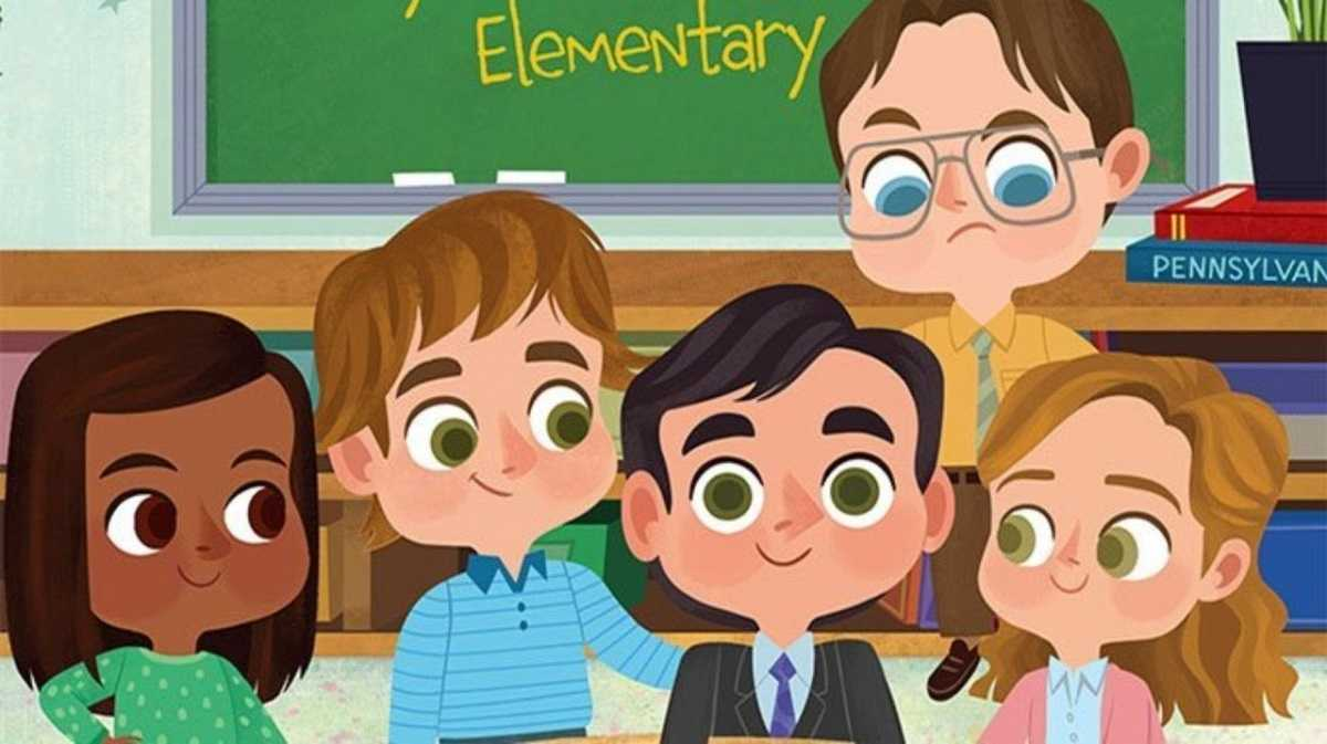 The Office Enters Elementary School