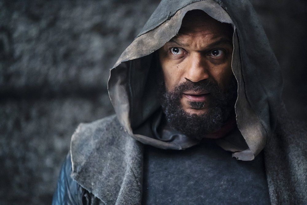 """KRYPTON -- """"Savage Night"""" Episode 108 -- Pictured: Colin Salmon as General Zod"""