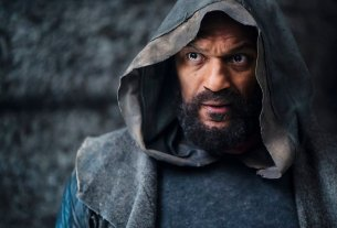 "KRYPTON -- ""Savage Night"" Episode 108 -- Pictured: Colin Salmon as General Zod"