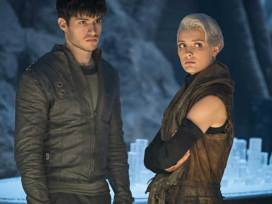 "KRYPTON -- ""Hope"" Episode 109 -- Pictured: Cameron Cuffe as Seg-El -- (Photo by: Steffan Hill/Syfy)"