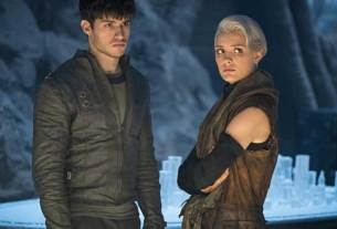 """KRYPTON -- """"Hope"""" Episode 109 -- Pictured: Cameron Cuffe as Seg-El -- (Photo by: Steffan Hill/Syfy)"""