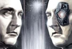 Star Trek: The Next Generation: Through The Mirror #2