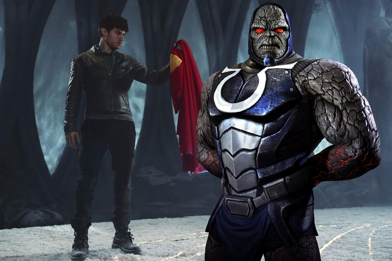 Krypton- Darkseid - Cygnus 4019