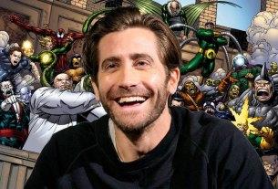 Jake Gyllenhaal Mysterio Sinister Six