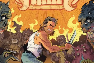 Big Trouble In Little China: Old Man Jack #10