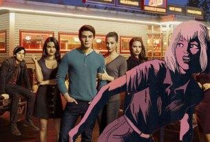Sabrina Spellman - Riverdale Season 3