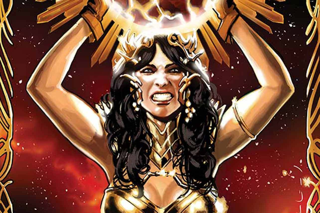 Dejah Thoris #6