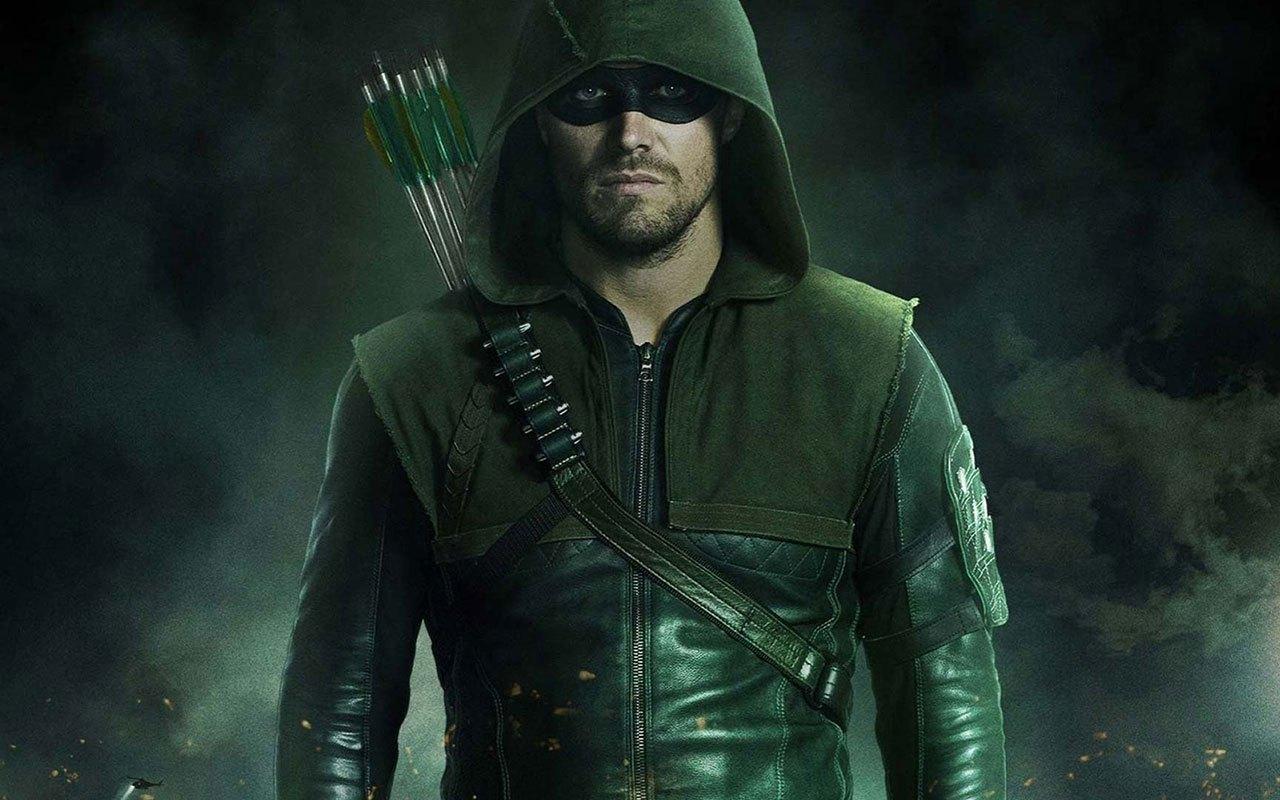 Arrow - The Longbow Hunters