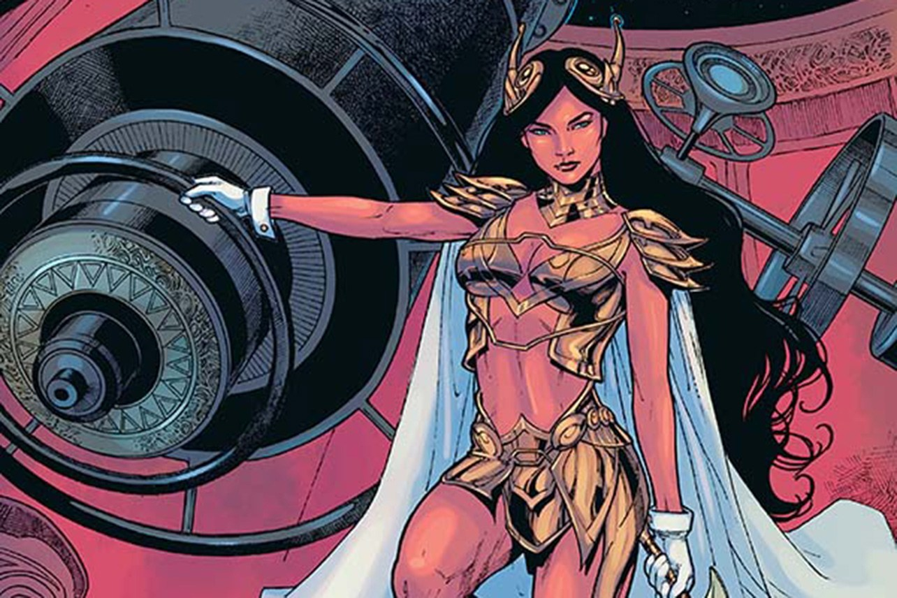 Dejah Thoris #7