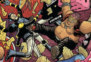Teenage Mutant Ninja Turtles: Bebop & Rocksteady Hit the Road! #3