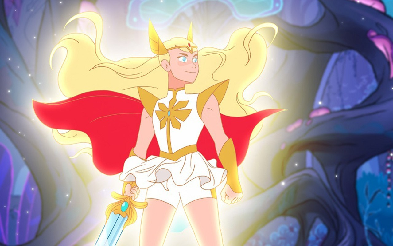 She-Ra - Dreamworks Animation