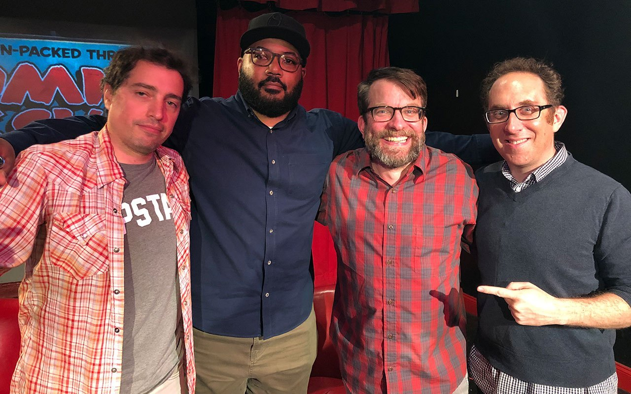 comic book club jason torres
