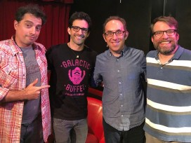 Comic Book Club Ryan Silbert