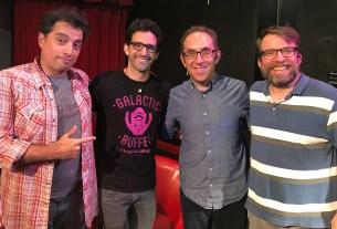 Comic Book Club Ryan Silbert