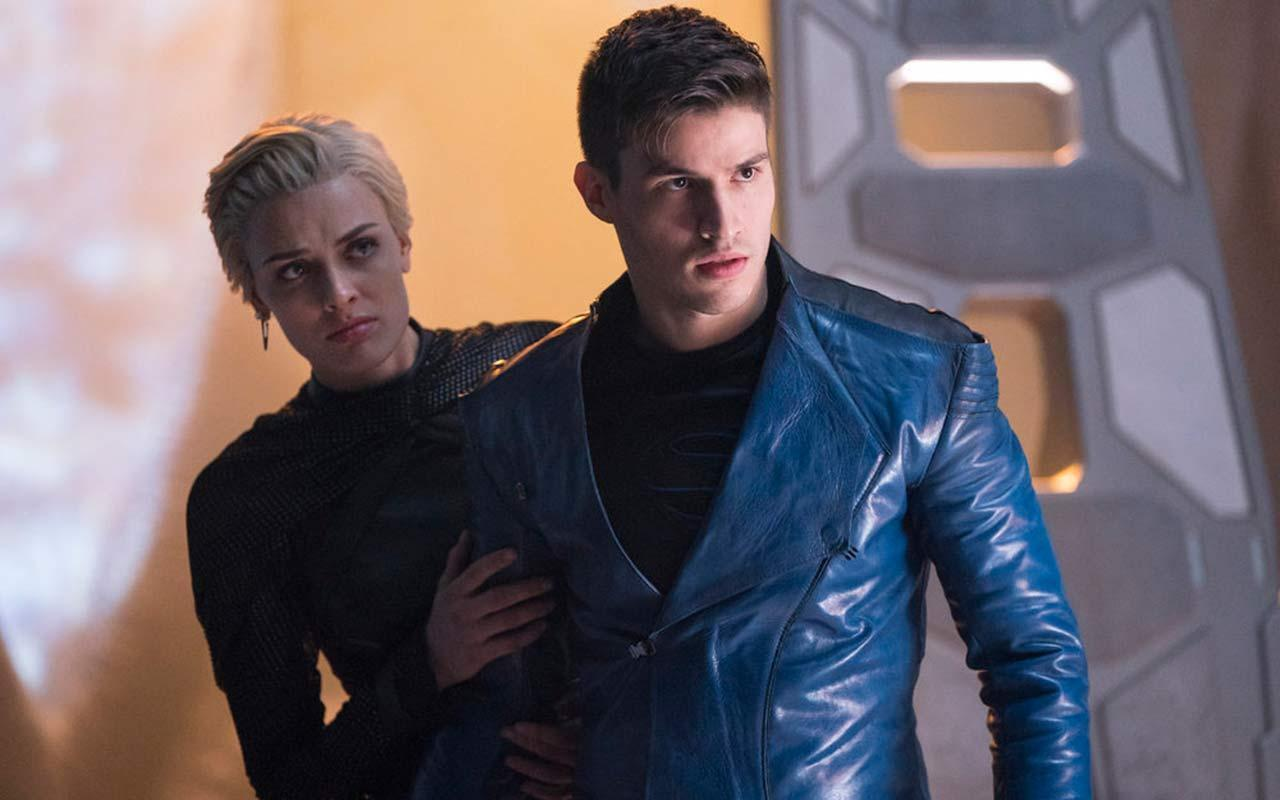 Krypton - Zods and Monsters