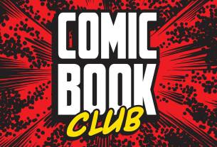 Comic Book Club Logo - 1280x800