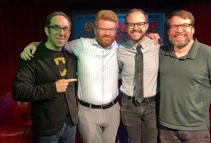 comic book club - abraham riesman and daniel kibblesmith