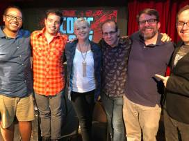 comic book club - jamal igle, stuart moore, kimmy gatewood