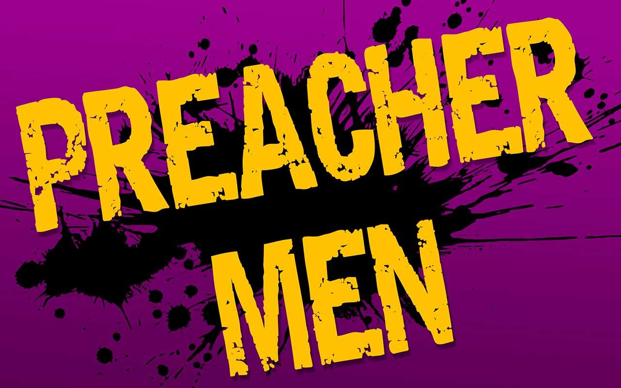 Preacher Men Logo - 1280x800