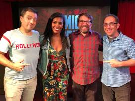 comic book club - asha davis