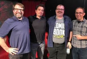 Comic Book Club - Jordan D White
