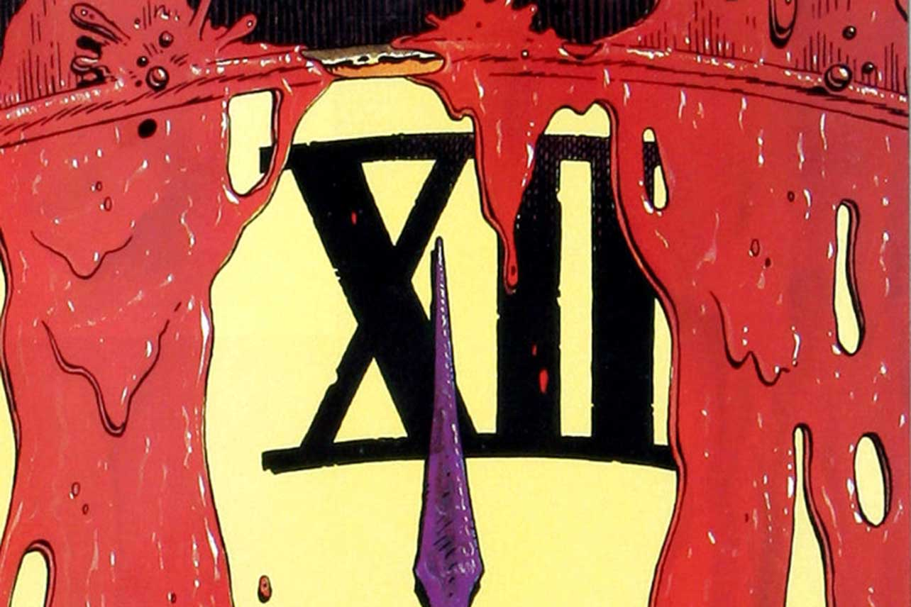 Watchmen #12 - A Strong and Loving World